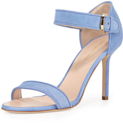sandlaia azul serenity sergio rossi