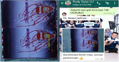 testimoni dari Rudy