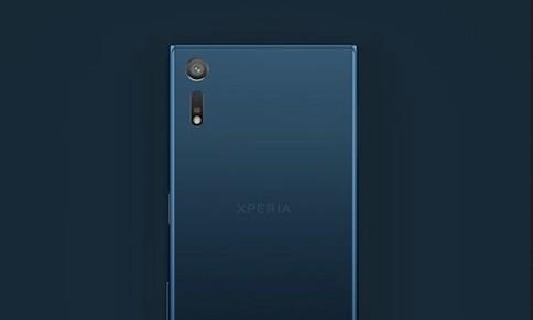 Cara Screenshot Sony Xperia XZ