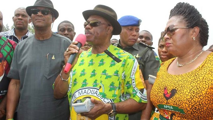 Governor Obiano Appoints Special Advisers (SPADs)