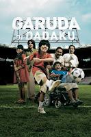 Garuda di dadaku yaitu sebuah film keluarga yang bercerita perihal Bayu Download Film Garuda di Dadaku (2009) DVDRip