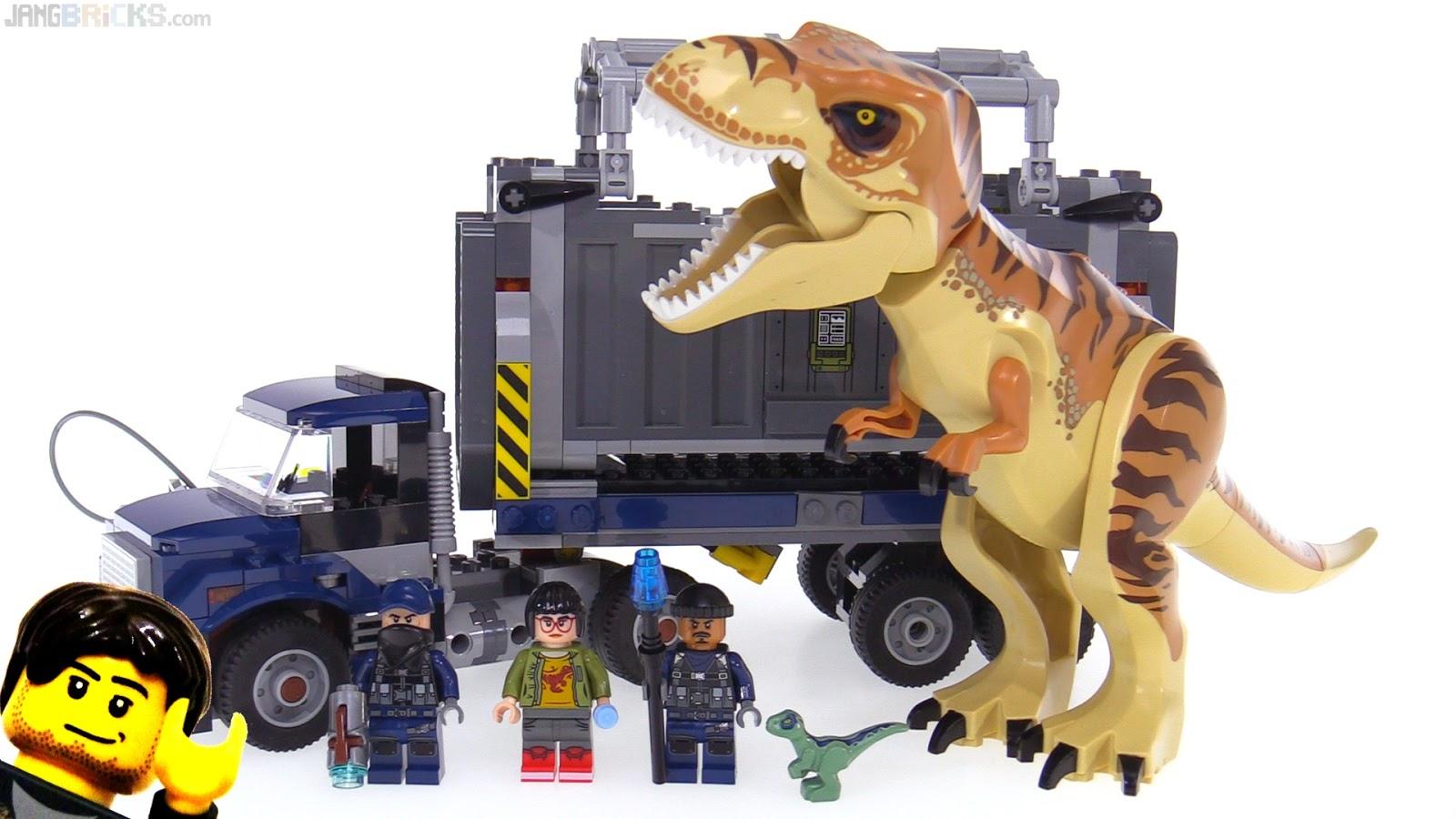 Lego Release 2018 >> Initial batch of LEGO Jurassic World: Fallen Kingdom set reviews
