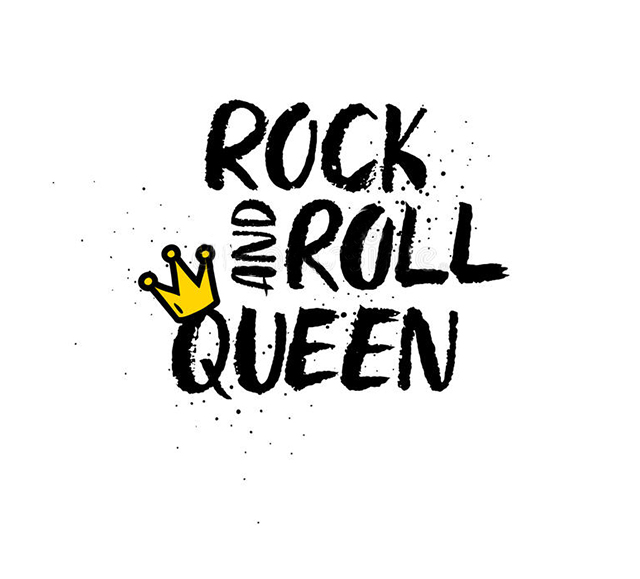ROCK N' ROLL QUEEN