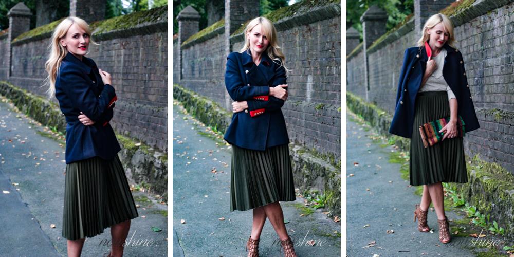 Nowshine im WeStyle Magazin von WENZ Mode über 40