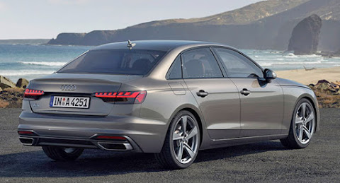 "Burlappcar: 2020 Audi A4. (""newer"" than we think)"