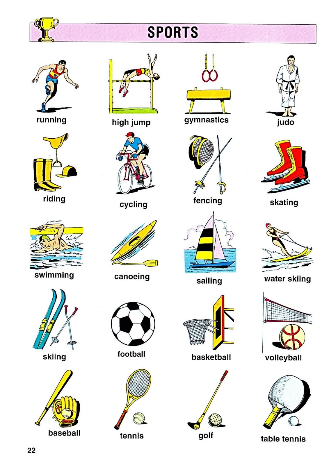 Up Up With People What Is Your Favourite Sport