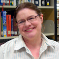 Marji MacKenzie, Faculty Librarian