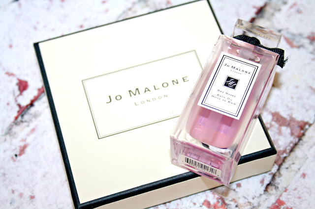 Jo Malone London Red Roses Bath Oil Bottle