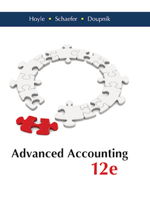 Advanced Accounting - Free Ebook Download