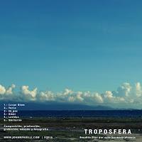 Disco Troposfera - Johan Parilli