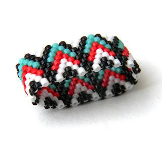 купить женские кольца бижутерия из бисера в интернет магазине россия пересылка