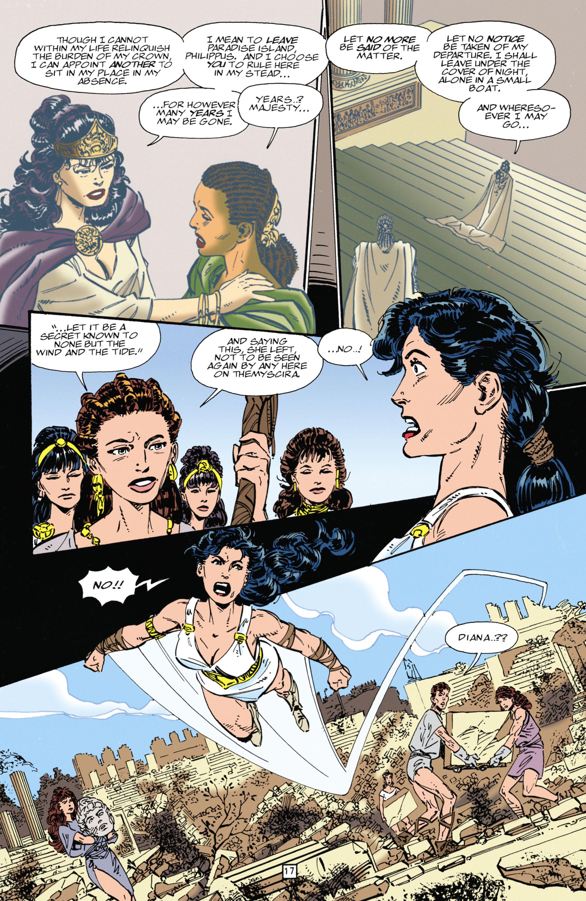 Read online Wonder Woman (1987) comic -  Issue #104 - 17