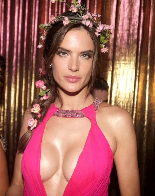 Alessandra Ambrosio Breast surgery