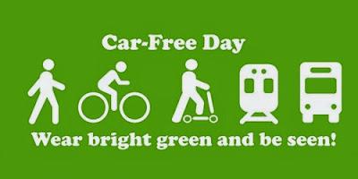 Car Free Day Medan