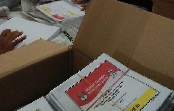 Logistik Pemilu Telat Datang, Pemilih di Jayapura Belum Mencoblos