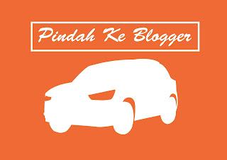 pindah ke blogger