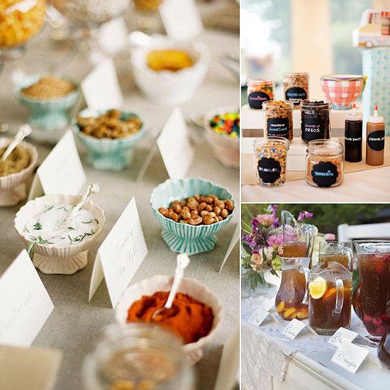 tranquiil world wedding food palette. Black Bedroom Furniture Sets. Home Design Ideas