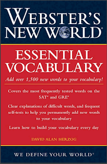 Webster's New World Essential Vocabulary by David Alan Herzog Online Book PDF