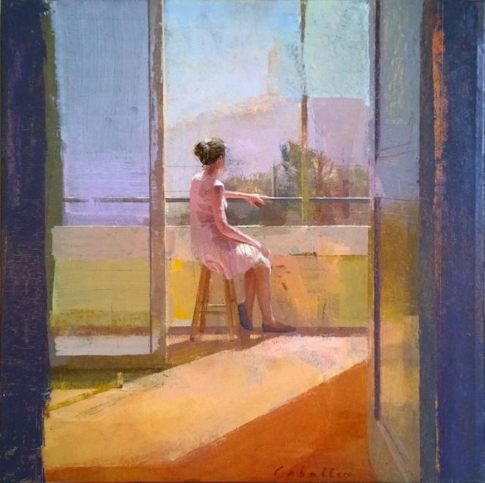 Меланхолия и одиночество. Alejandra Caballero
