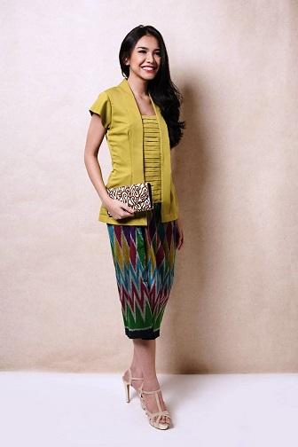 Gambar Model Kebaya Modern Kartini