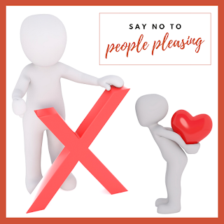 Learning to Say No to People Pleasing