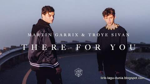 Martin Garrix and Troye Sivan