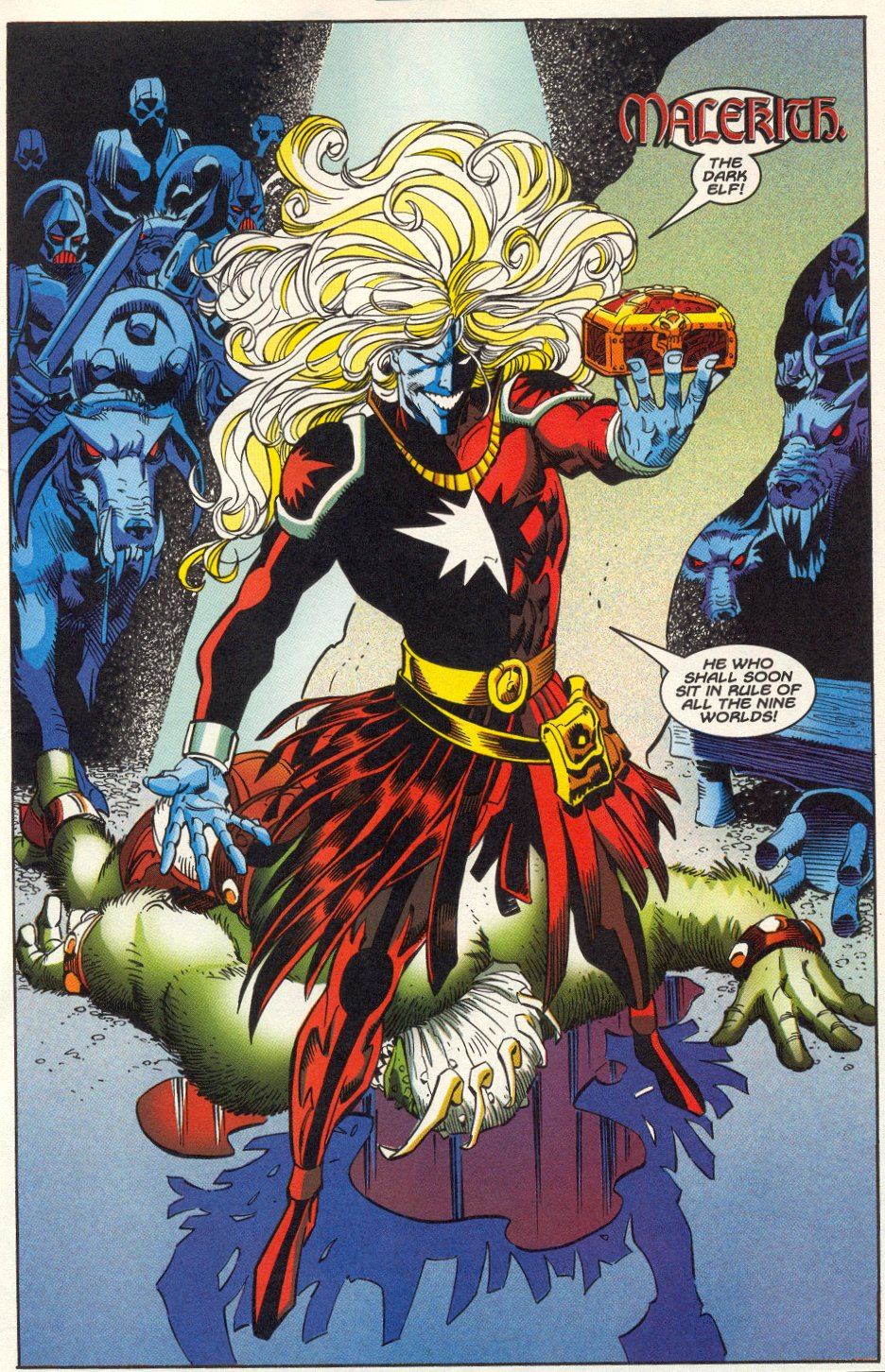 Thor (1998) Issue #29 #30 - English 13