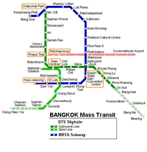 Bangkok-metro-skytrain