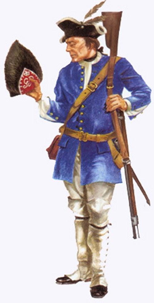 La Reine Fusilier picture 1