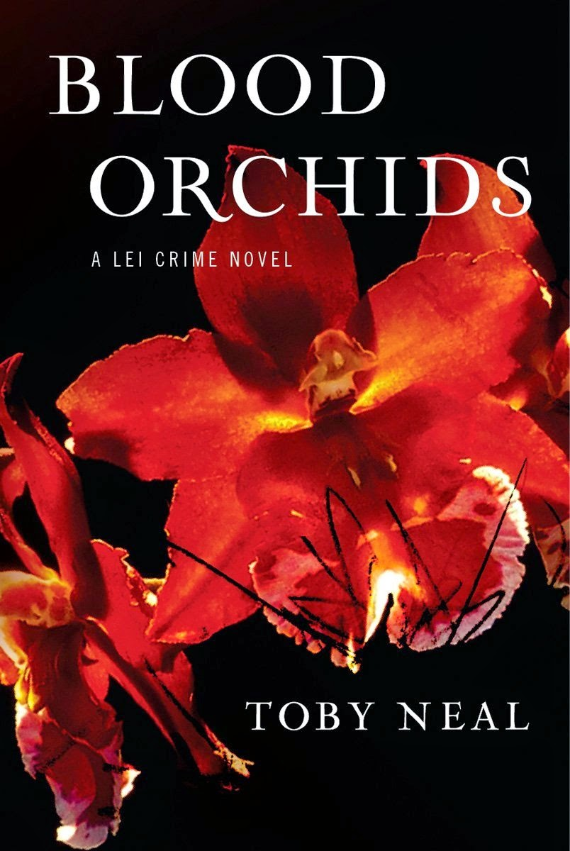 http://www.amazon.com/Blood-Orchids-Lei-Crime-Book-ebook/dp/B006FBDHG2/ref=sr_1_1?s=books&ie=UTF8&qid=1420147299&sr=1-1&keywords=blood+orchids+by+toby+neal