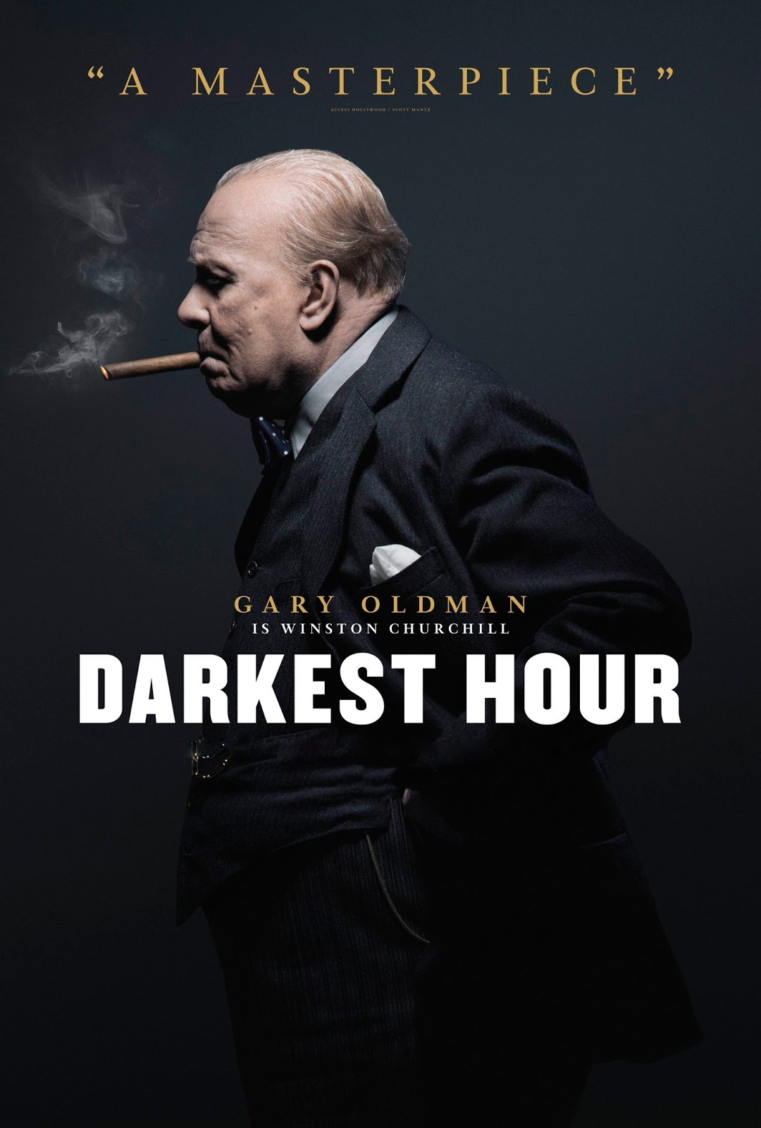 Darkest Hour [2017] [DVD9] [NTSC] [Latino]