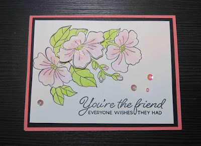 Create Beautiful Cards With The Blended Seasons Stamp Set!