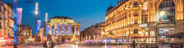 Montpellier Uçak Bileti