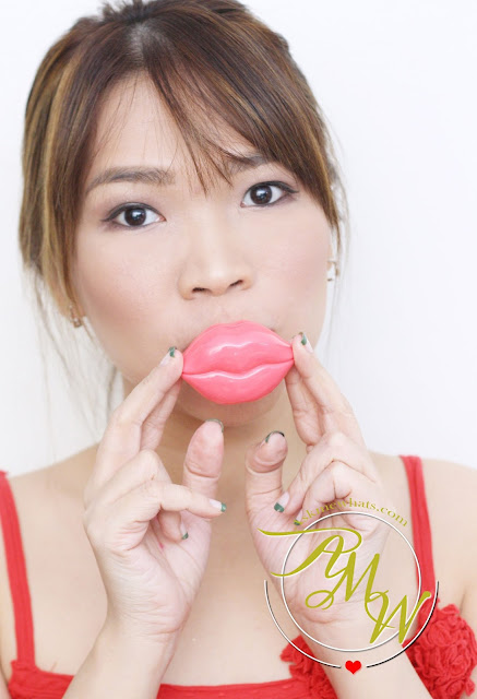 a photo of Tony Moly Kiss Kiss Lip Scrub_Nikki Tiu_AskMewhats