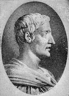 Roman historian Tacitus.