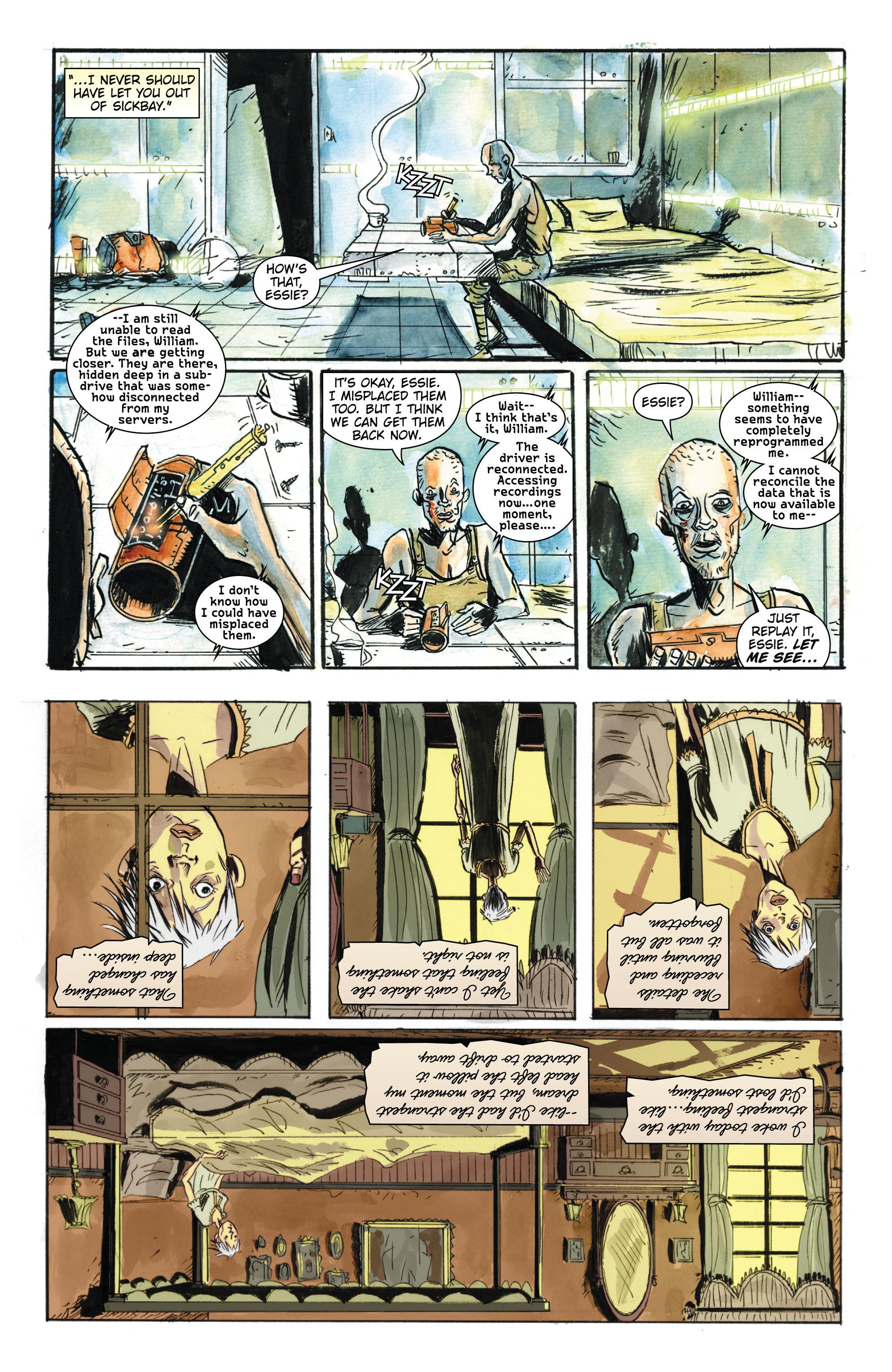 Read online Trillium comic -  Issue # TPB - 136