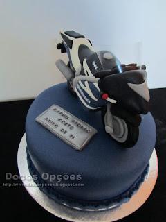 birthday cake Suzuki Gsx 750