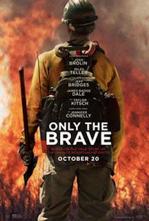 """""""ΜΟΝΟ ΟΙ ΓΕΝΝΑΙΟΙ """" (ONLY THE BRAVE). Ταινία αφιέρωμα στους ανθρώπους που παλεύουν με τις φλόγες. (ΒΙΝΤΕΟ)"""