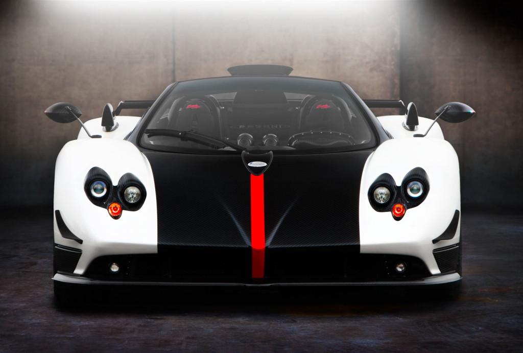 2010 Pagani Zonda Cinque Roadster