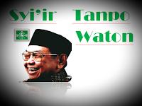 Download Tembang Dan Lirik Syi'ir Tanpo Waton