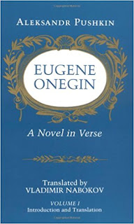 Eugene Onegin by Alexander Pushkin Download Free Ebook