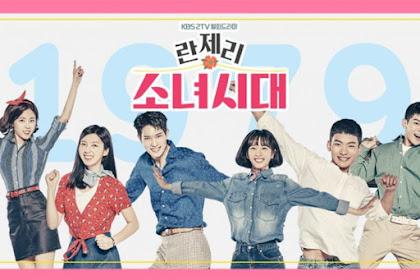 Drama Korea Girls' Generation 1979 Episode 8 Subtitle Indonesia