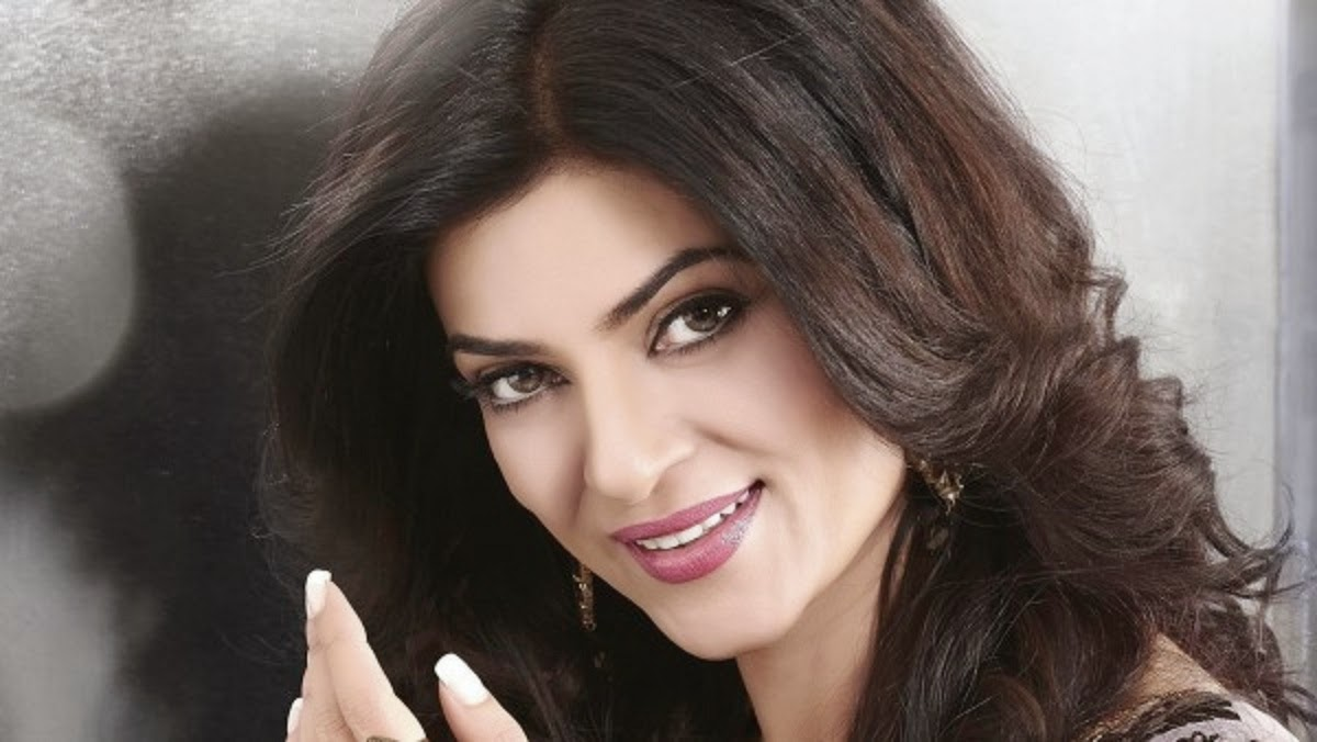 Cute Baby Attitude Wallpaper Sushmita Sen Hd Wallpaper All 4u Wallpaper