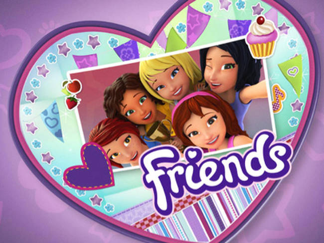 """NickALive!: Nickelodeon Greece To Premiere """"LEGO FRIENDS"""" On Sunday ..."""
