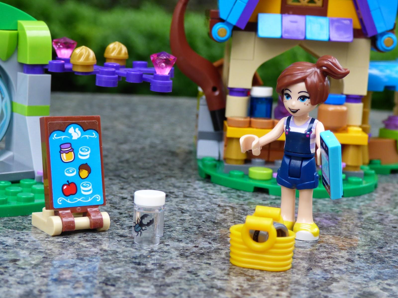 Lego Mini Figure Elves Barblin Goblin from Set 41182 New