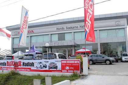 Lowongan Kerja Riau : Kertajaya Utama Group (Honda) Maret 2017