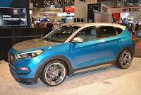 Hyundai Vaccar Tucson Sport Concept Gets Turbo Power ...