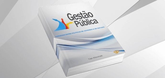 E-book Gestão Pública. Disponível na Amazon.