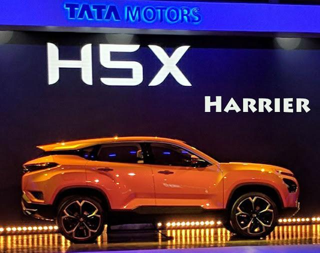 Tata's New Premium Hatchback 45X And SUV Harrier Price