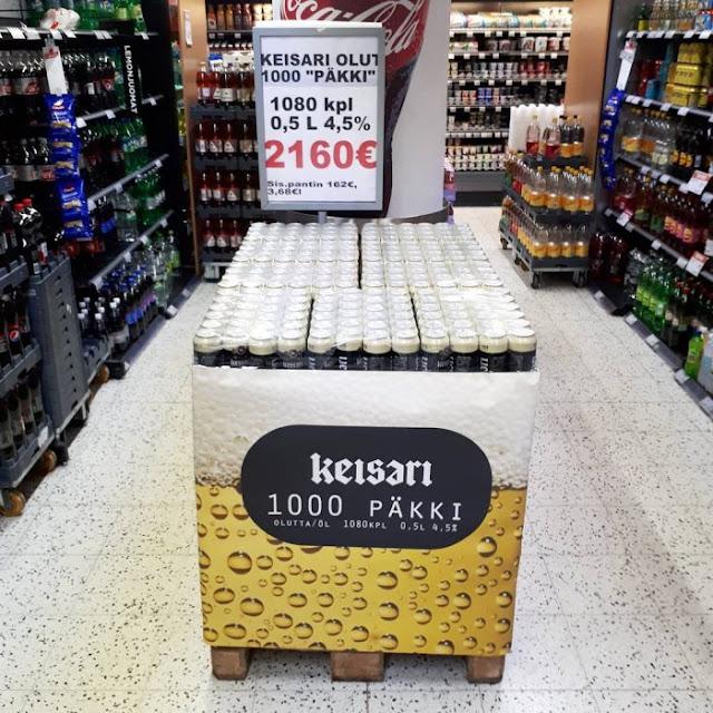 Cervecería en Islandia acaba de creer el 1000 pa